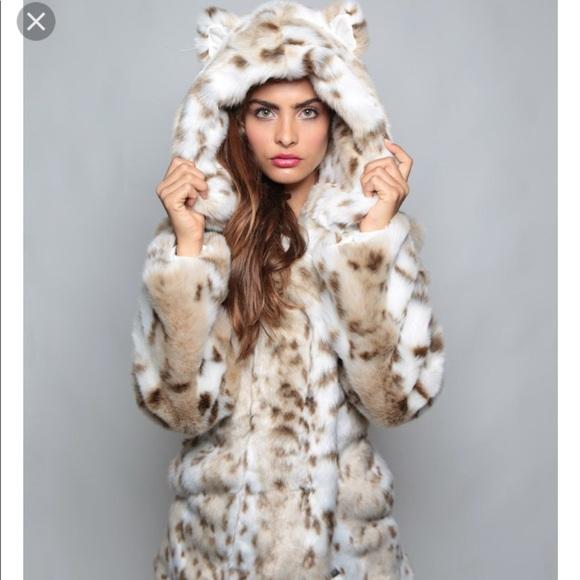 104a54927bc3 SpiritHoods Jackets & Coats | L Faux Fur Coat | Poshmark